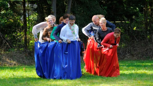 Teambuilding Sterrenslag - teamwork & fun!